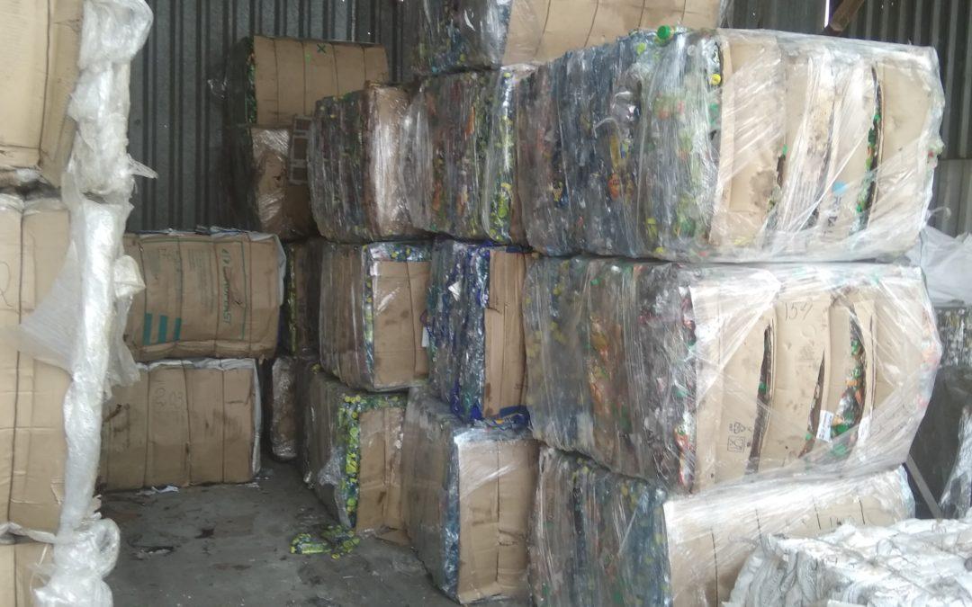 Утилизация пластика в России