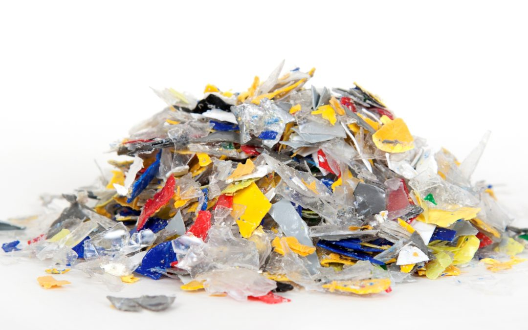 Переработка пластика в России