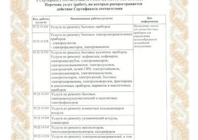 Сертификат  электроника 4 стр